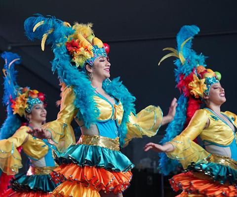 Ballet Folklorico México en la Piel